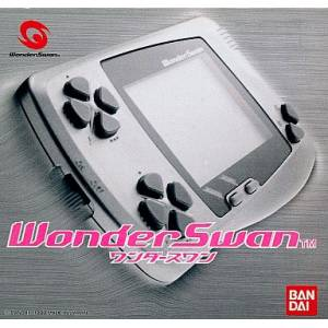WonderSwan Skeleton Green Complete in box [Used Good Condition]