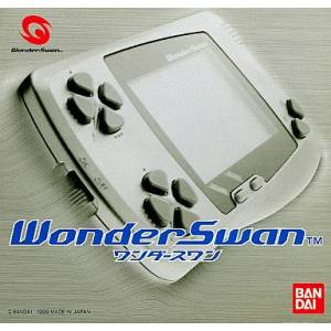 WonderSwan Skeleton Blue Complète [Occasion BE]