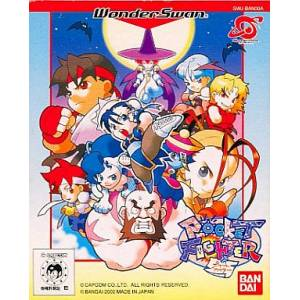 Pocket Fighter [WS - Used Good Condition]