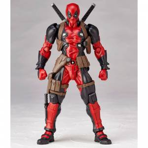 Marvel - Deadpool - Amecomi / Amazing Yamaguchi reissue [Legacy of Revoltech]