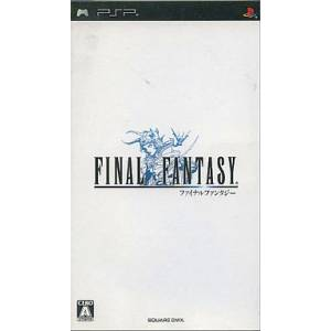 Final Fantasy [PSP - Used Good Condition]