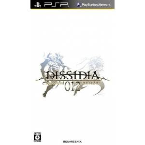 Dissidia Duodecim Final Fantasy [PSP - Used Good Condition]