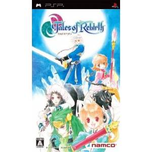 Tales of Rebirth [PSP - Used Good Condition]