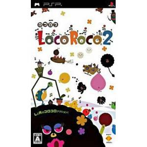 LocoRoco 2 [PSP - occasion BE]