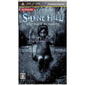 Silent Hill - Shattered Memories [PSP - Used Good Condition]