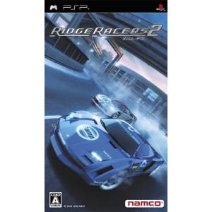 Ridge Racers 2 [PSP - Used Good Condition]