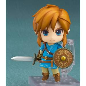 The Legend of Zelda: Breath of the Wild - Link [Nendoroid 733]