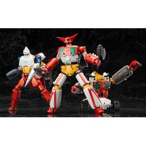 Dynamic Change R Getter Robo: Limited Edition [FREEing]