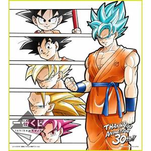 Dragon Ball Anime 30th Anniversary Last Prize - Goku Special Card [Ichiban Kuji / Banpresto]