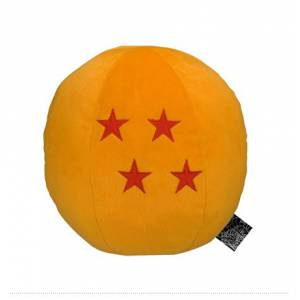 Dragon Ball Makafushigi Adventure - 4 Stars Crystal Ball Cushion - Ichiban Kuji [Banpresto]