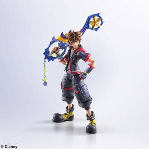 KINGDOM HEARTS III BRING ARTS - Sora [Square Enix]