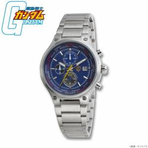 Watch - Mobile Suit Gundam Zeon army Blue Ver. Bandai Premium Limited Edition [Goods]