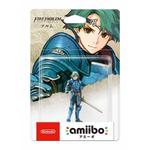 Amiibo Alm - Fire Emblem Echoes: Shadows of Valentia [Switch / Wii U]