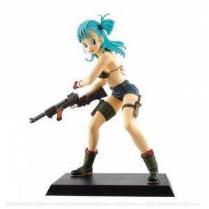 Dragon Ball Makafushigi Adventure - Bulma B Price - Ichiban Kuji [Banpresto]