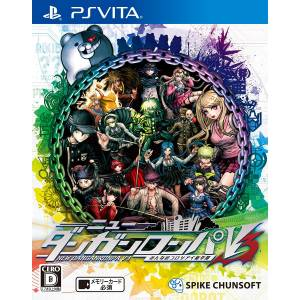 New Danganronpa V3: Everyone's New Semester of Killing - Standard Edition [PSVita-Used]