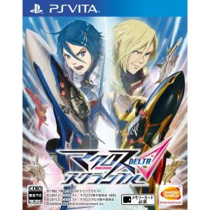 Macross Delta Scramble [PSVita - Used Good Condition]