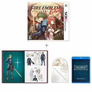 Fire Emblem Echoes: Shadows of Valentia - Valentia Complete Limited Edition [3DS]