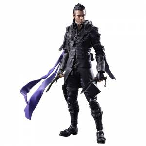 Kingsglaive: FINAL FANTASY XV - Nyx Ulric [Play Arts Kai]