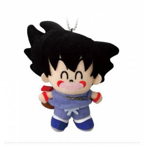 Dragon Ball Makafushigi Adventure - Son Goku Plush G Price - Ichiban Kuji [Banpresto]