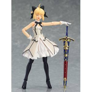Fate/Grand Order - Saber/Altria Pendragon [Lily]: Third Ascension ver. Limited Edition [Figma EX-0038]
