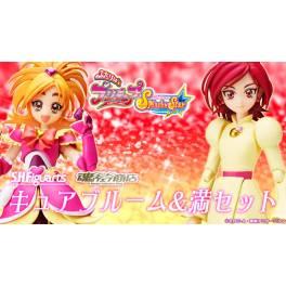Futari wa Pretty Cure Splash Star - CURE BLOOM & Michiru Limited Set [SH Figuarts]