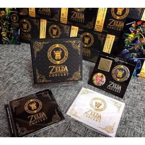 The Legend of Zelda 30th Anniversary Concert (First Limited Edition) [OST]