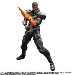 Mass Effect 3 - Commander Shepard [Play Arts Kai]