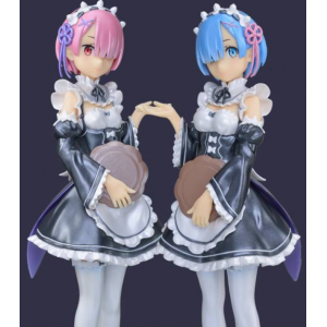 Re:ZERO -Starting Life in Another World- Rem & Ram Limited Set [SEGA]