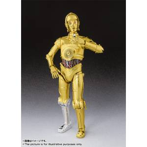 Star Wars A NEW HOPE - C-3PO [SH Figuarts]
