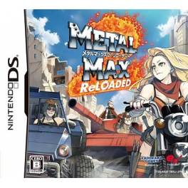 Metal Max 2 ReLoaded [NDS - Used Good Condition]
