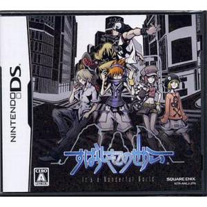 Subarashiki Kono Sekai - It's a Wonderful World / The World Ends With You [NDS - Occasion BE]