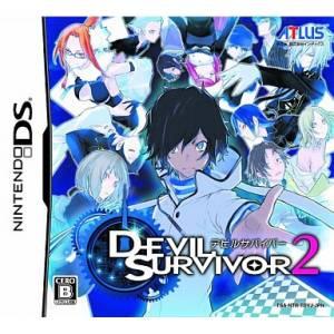 Shin Megami Tensei - Devil Survivor 2 [NDS - Occasion BE]