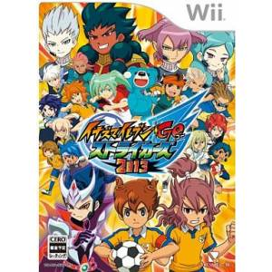Inazuma Eleven Go Strikers 2013 [Wii - Used Good Condition]
