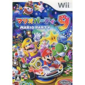 Mario Party 9 [Wii - Occasion BE]