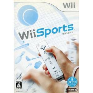 Wii Sports [Wii - Used Good Condition]