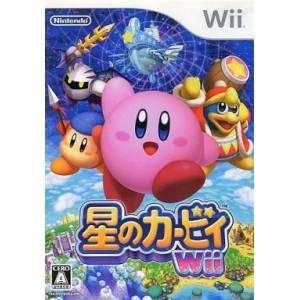 Hoshi no Kirby Wii / Kirby's Return to Dream Land [Wii - Used Good Condition]