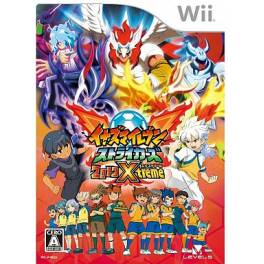 Inazuma Eleven Strikers 2012 Xtreme [Wii - Used Good Condition]