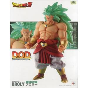 Dragon Ball Z - Broly (Super Saiyan 3) [Dimension of DRAGONBALL Vol. 13]