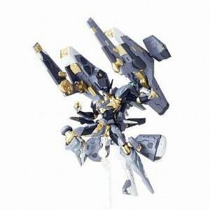 Zone of the Enders (Anubis) - Jehuty & Vector Cannon [Revoltech Yamaguchi Series No. 120]