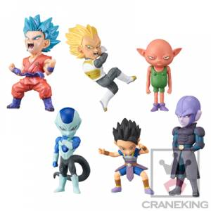 Dragon Ball Super Vol.4 Full set [WCF / Banpresto]