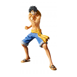 One Piece Luffy Naked