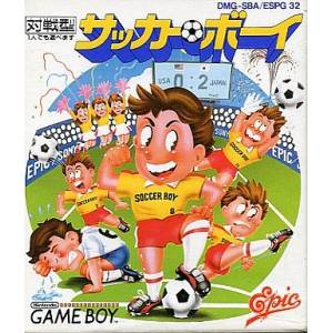 Soccer Boy / Soccer Mania [GB - Used Good Condition]