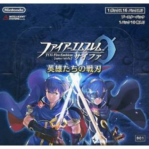 "Fire Emblem Cipher - Booster Pack Vol.1 ""Eiyuu-tachi no Ikusaba"" 16 Pack BOX [Trading Cards]"