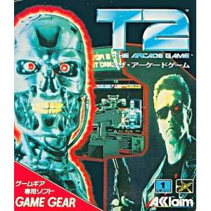 T2 - The Arcade Game [GG - occasion BE]