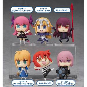 Learning with Manga! Fate/Grand Order Collectible Figures 6 Pack Box [Good Smile Company]