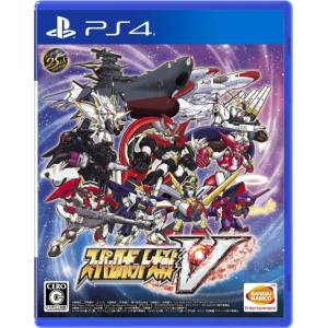 Super Robot Wars V - Standard Edition [PS4-Used]