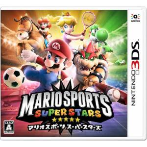 Mario Sports: Superstars - Standard Edition [3DS]