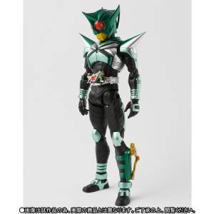 Kamen Rider Kabuto - Masked Rider Kick Hopper Limited Edition [SH Figuarts]