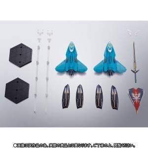 Macross Delta - Lill Draken & Missile Pod SV-262Hs Draken III (Keith Aero Windermere Custom) Limited Edition [DX Chogokin]