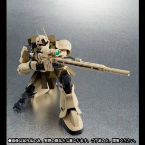 Gundam UC - Zaku Sniper Type - limited edition [Robot Damashii Side MS]